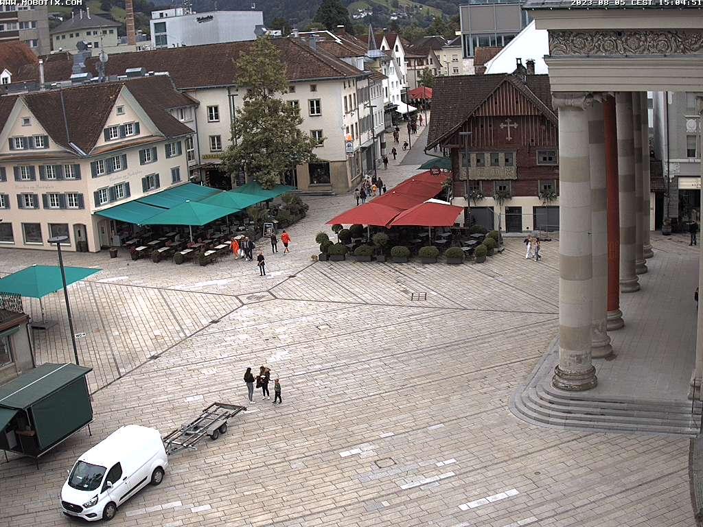 Marktplatz (View from Volksbank)